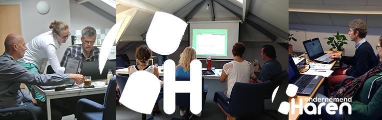 Workshops sociale media voor leden Ondernemend Haren
