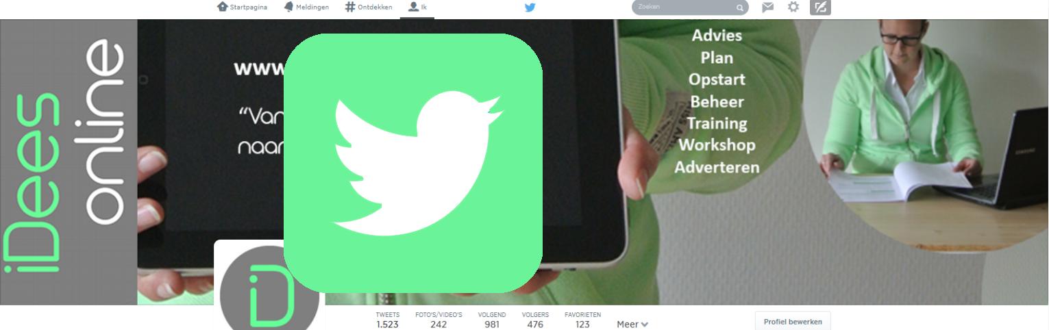 Waarom Twitter zakelijk inzetten?