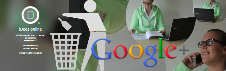 Zo verwijder je een Google+ pagina