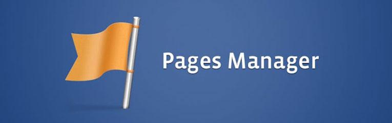 Aparte app voor Facebookpagina's