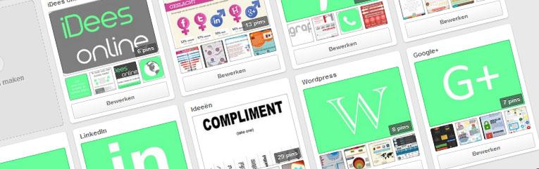 Pinterest nu zakelijk nog beter inzetten