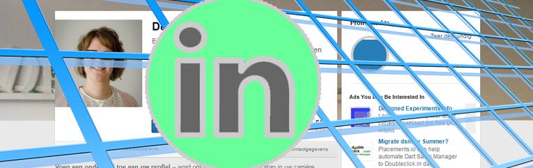 Tien tips voor een professioneel LinkedIn-profiel