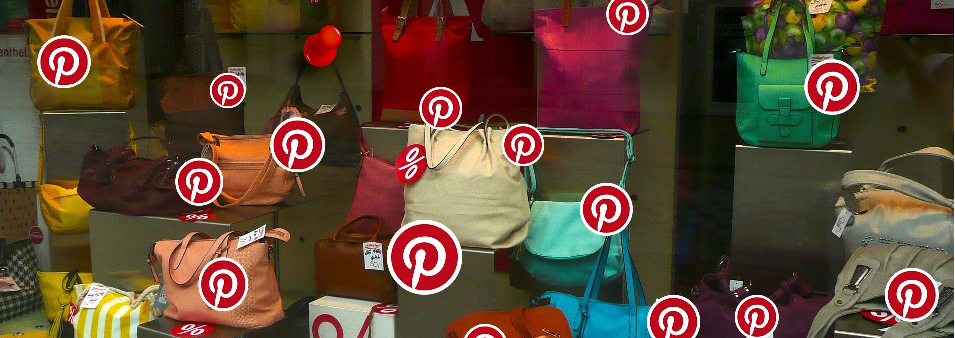 Pinterest als online etalage voor je webshop