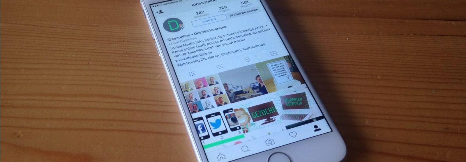 Zo start je met Instagram Adverteren