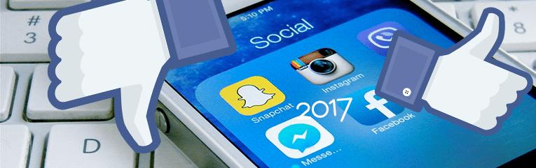Hoe ga jij om met negatieve reacties op social media?