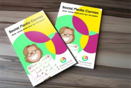 Gratis boek: Zet zelf een Social Media Strategie uit