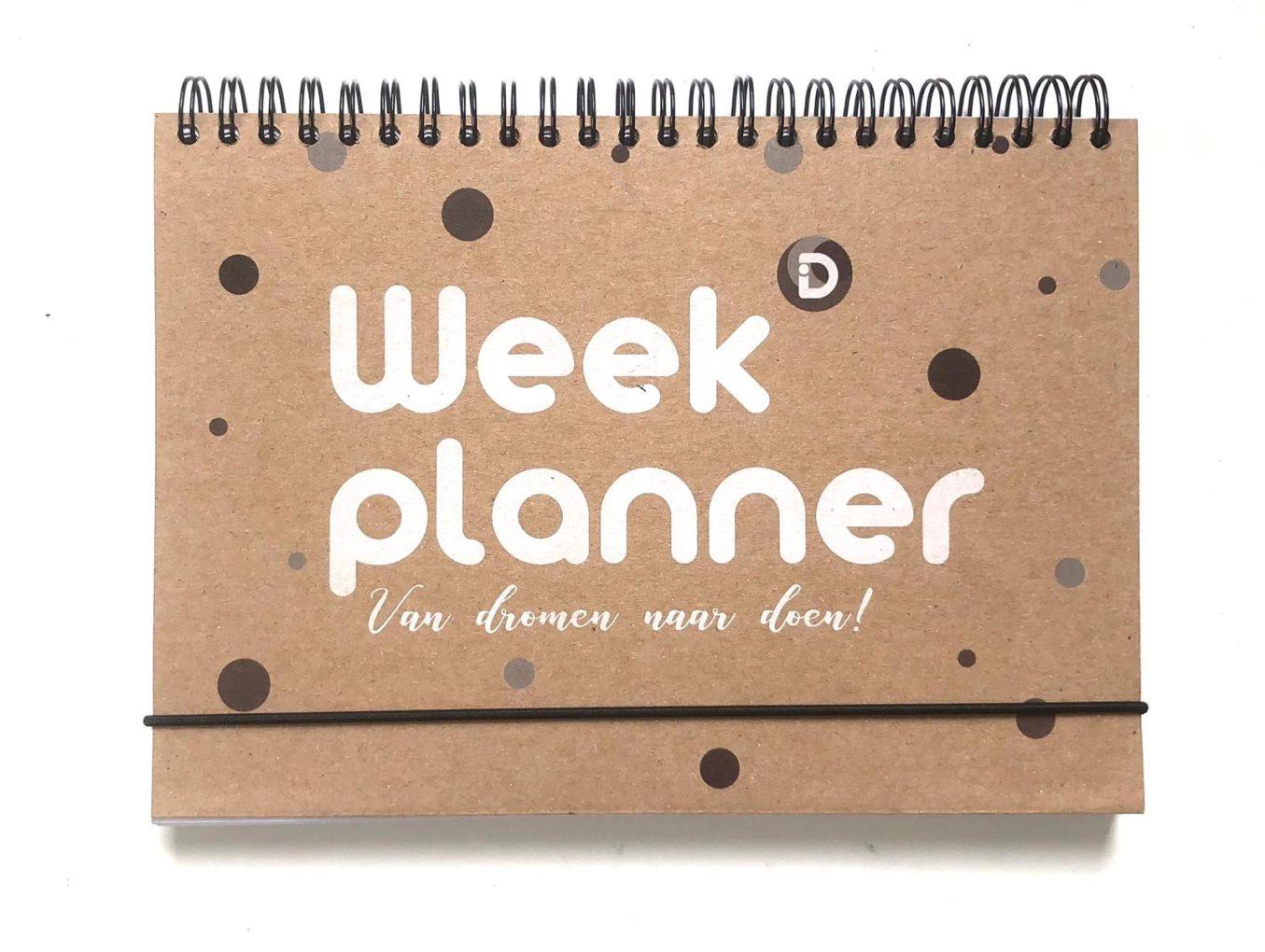 Weekplanner - van dromen naar doen