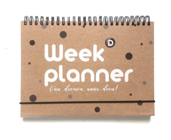 Weekplanner idees online