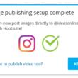 berichten inplannen Instagram