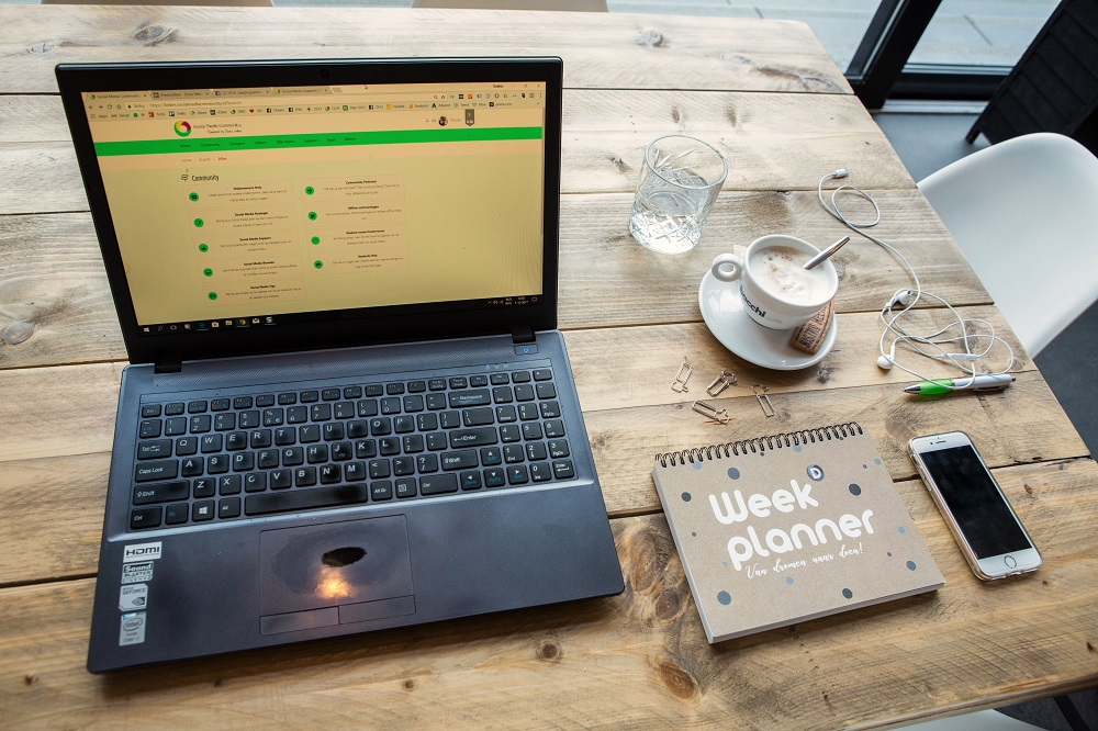 Online Workshop: Jouw Social Media Plan op 1 vel papier