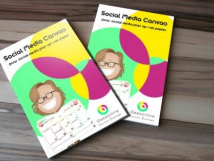 Gratis boek Social Media Plan maken voor je bedrijf
