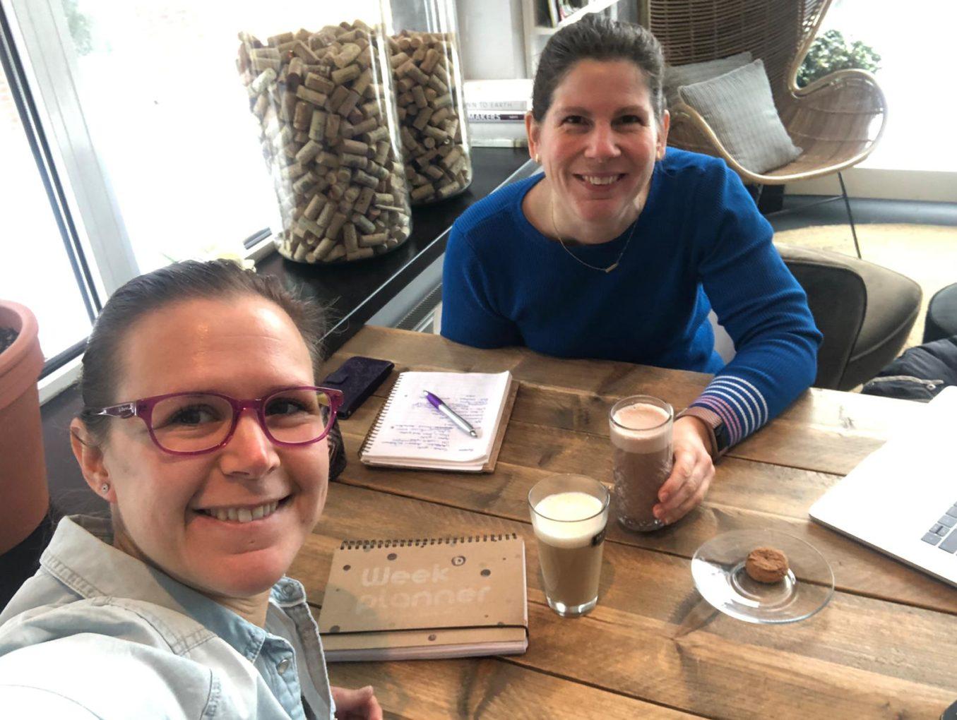 Einde hoofdstuk Open Coffee Haren