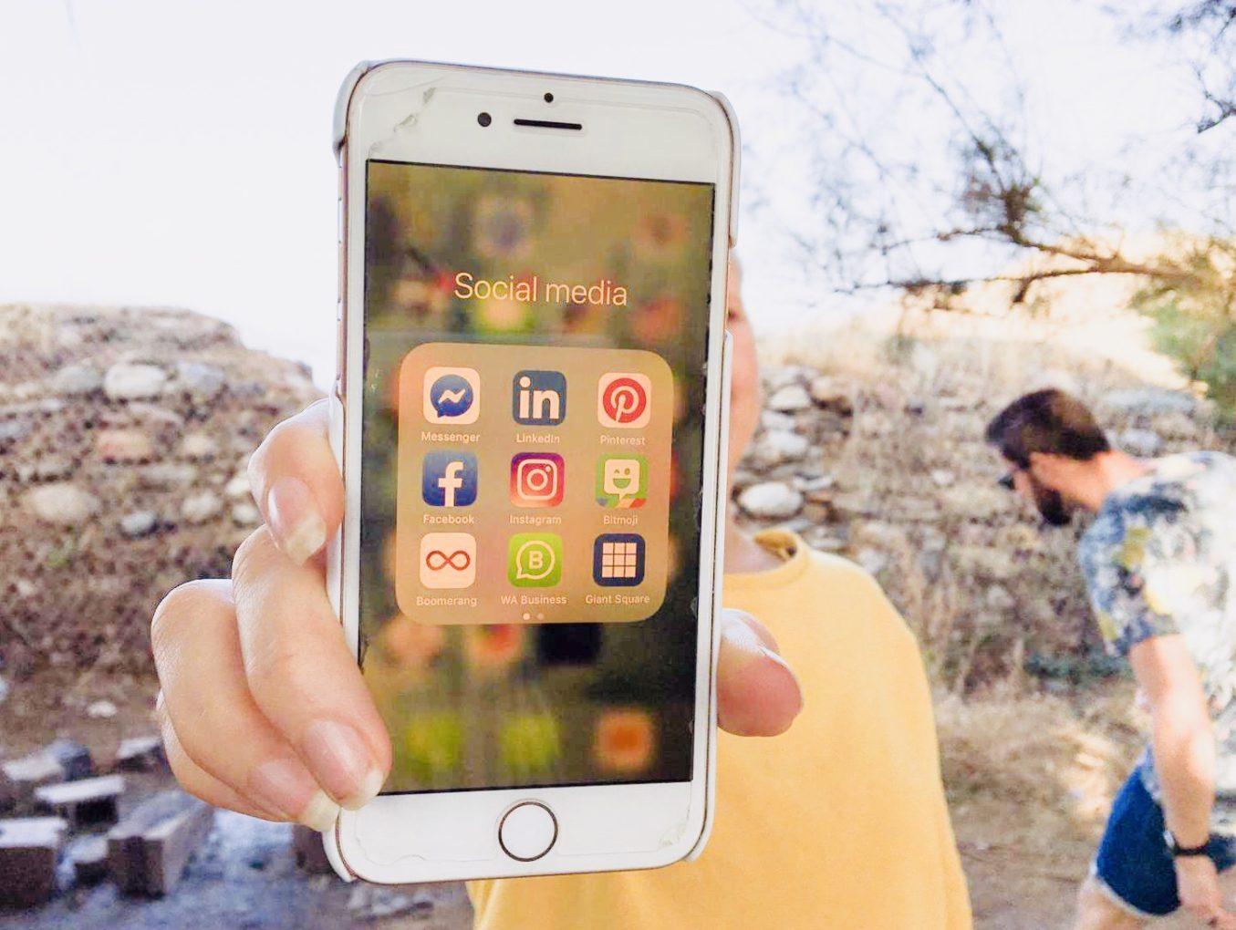 12 social media apps die het je gemakkelijker maken