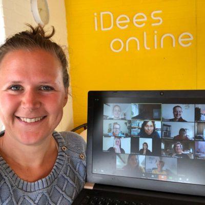 Online Samenwerkdag voor ondernemers