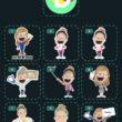 10. Maak je stickers aan en klik op Toevoegen aan Whatsapp