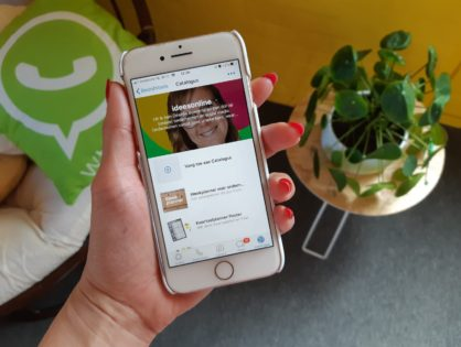Whatsapp Catalogus: maak het je klant gemakkelijk