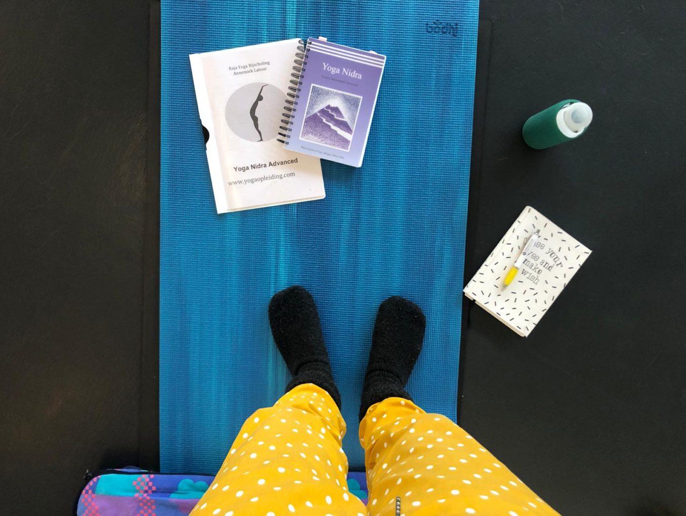 Yoga Nidra: Ontspannen Ondernemen